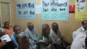 مؤتمر اتحاد المعاشات بالمحلة